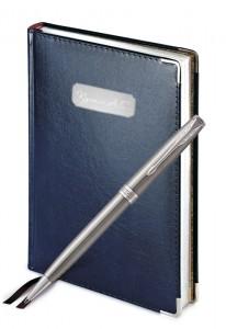 Подарочный набор Parker Sonnet Stainless Steel Ct Imperium