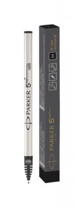 Стержень для ручки Parker 5th (F) (чёрный)