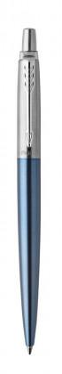 Шариковая ручка Parker Jotter Waterloo Blue CT