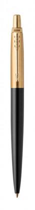 Шариковая ручка Parker Jotter Premium Bond Street Black GT