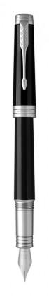 Перьевая ручка Parker Premier Laque Black СT