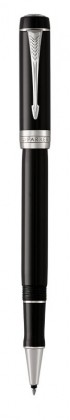 Ручка роллер Parker Duofold Classic Centennial Black CT