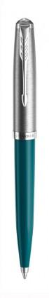 Шариковая Ручка Parker 51 Core Teal Blue CT