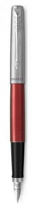 Перьевая ручка Parker Jotter Red CT