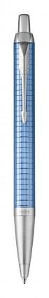 Шариковая ручка Parker IM Premium Blue CT