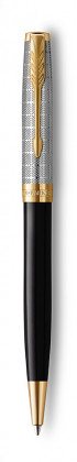 Шариковая Ручка Parker Sonnet Premium Metal Black GT