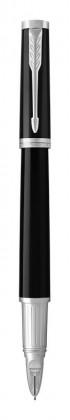 Ручка Parker 5-th Пятый элемент Ingenuity Slim LaqBlack CT