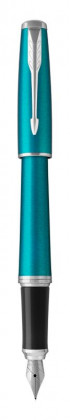 Перьевая ручка Parker Urban Vibrant Blue CT