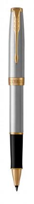 Ручка роллер Parker Sonnet Stainless Steel GT