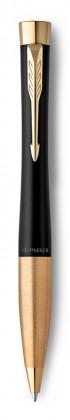 Шариковая ручка Parker Urban Core Muted Black GT