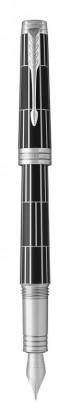 Перьевая ручка Parker Premier Luxury Black CT