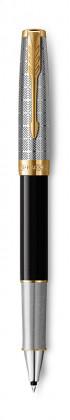 Ручка Роллер Parker Sonnet Premium Metal Black GT