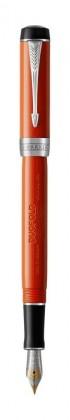 Перьевая ручка Parker Duofold Classic Centennial Big Red