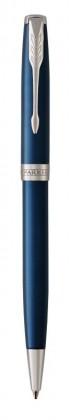 Шариковая ручка Parker Sonnet Laque Blue CT