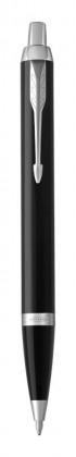 Шариковая ручка Parker IM Metal Black CT