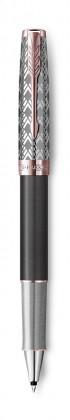 Ручка Роллер Parker Sonnet Premium Metal Grey PGT