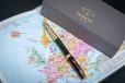 Перьевая ручка Parker Sonnet Laque Black GT