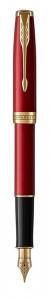 Перьевая ручка Parker Sonnet Laque Red GT 2021