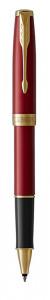 Ручка роллер Parker Sonnet Laque Red GT 2021