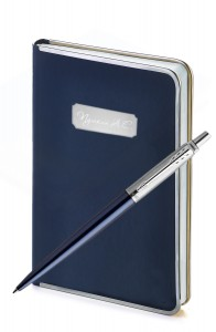 Подарочный набор Parker Jotter Royal Blue CT Chelsea