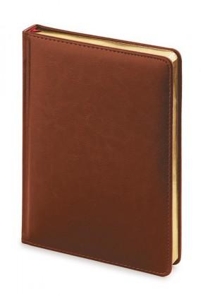 Ежедневник недатированный А5 (коричневый)