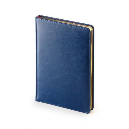 Ежедневник недатированный А5 Sidney (синий)