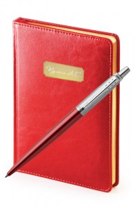 Подарочный набор Parker Jotter KensinGTon Red