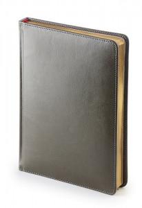 Ежедневник недатированный А5 Sidney (серый)