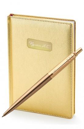 Подарочный набор Parker Jotter Gold