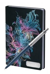 Подарочный набор Шариковая Ручка Parker Jotter XL Matte Blue CT Vibrance