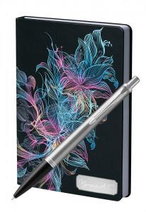 Подарочный набор Шариковая ручка Parker Urban Metro Metallic CT Vibrance