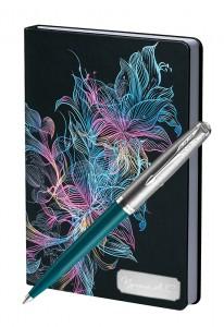 Подарочный набор Шариковая Ручка Parker 51 Core Teal Blue CT Vibrance