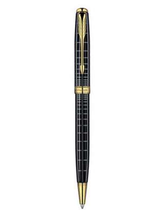 Шариковая ручка PARKER SONNET PREMIUM DARK GREY LAQUER GT