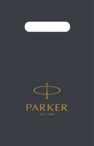 Фирменный полиэтиленовый пакет Parker