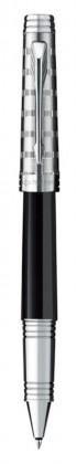 Ручка роллер Parker Premier Tartan Black ST (2013)