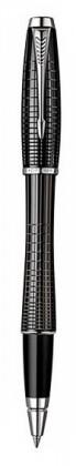 Ручка роллер Parker Urban Premium Ebony Metal